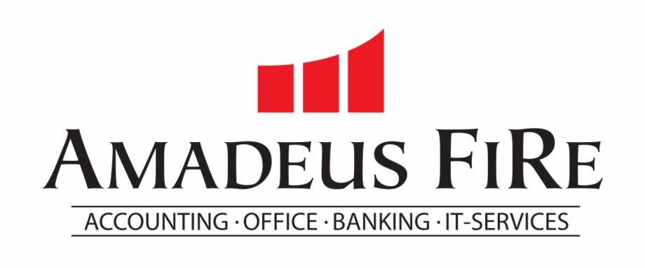 Amadeus Fire Logo.