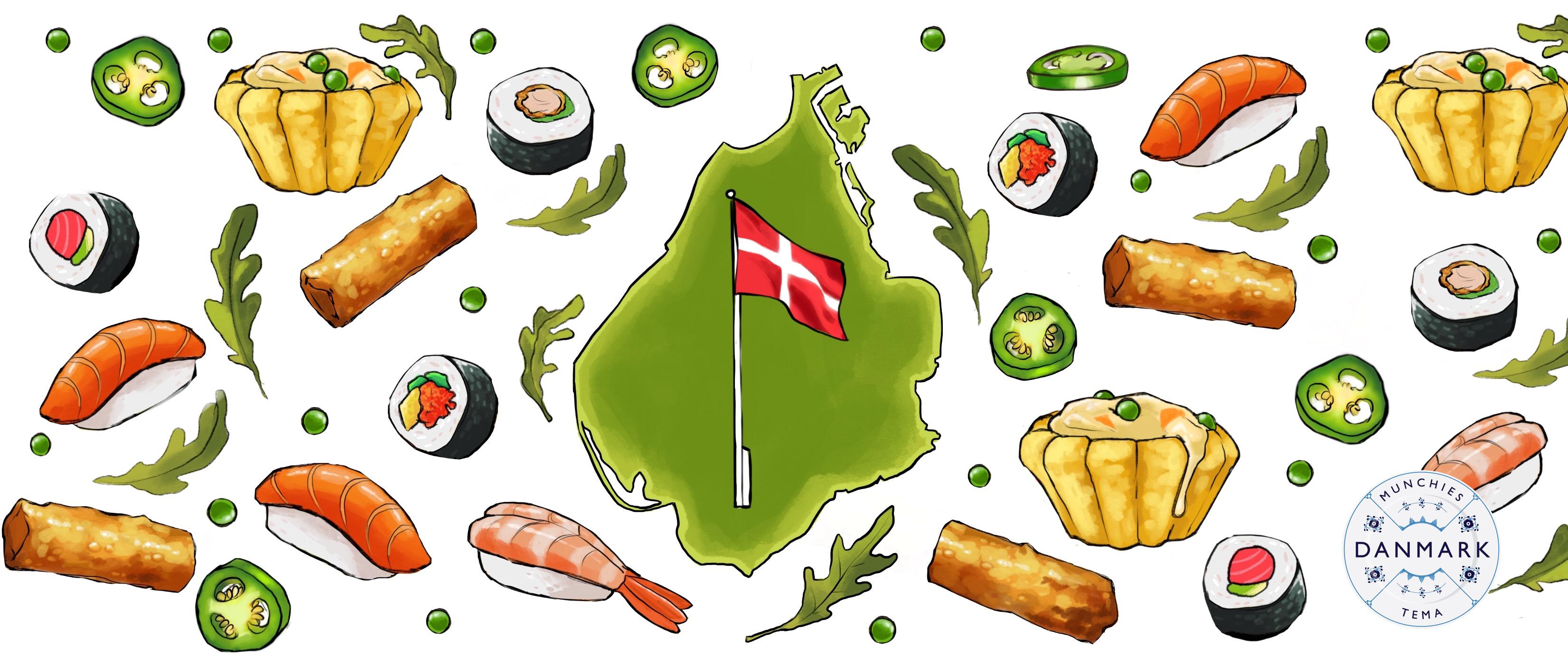 Copenhagen Is the World Capital of Weird Frankenfoods.