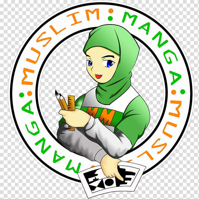 Muslim Manga Logo Contest, Muslim Manga icon transparent.