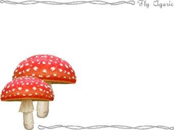 Fly Agaric, Fly Amanita, Amanita Muscaria clipart / Free clip art.
