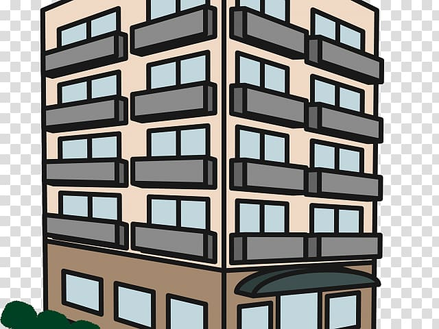 Apartment House Condominium Real Estate, Apartment Complex.