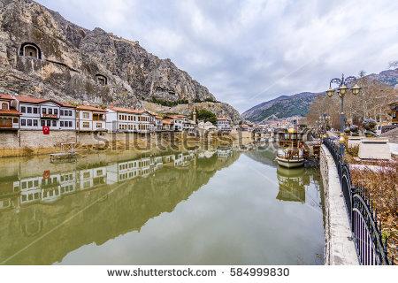 Amasya Stock Photos, Royalty.