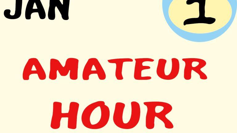 Amateur Hour Episode 9: Interview w/ Quarter Life.