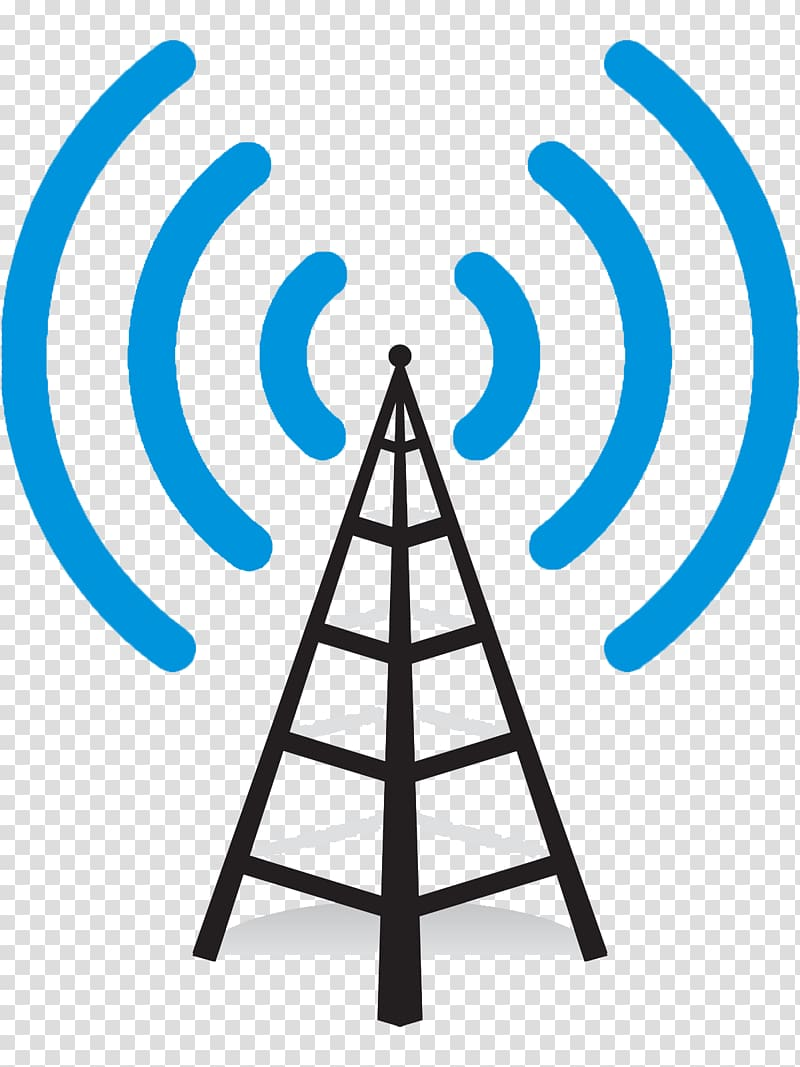 WiFi icon, Telecommunications tower Amateur radio.