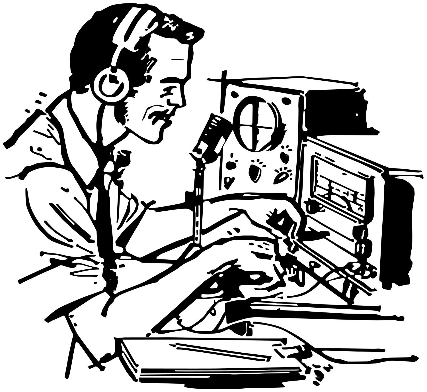 What do Ham and Radio Have in Common?.