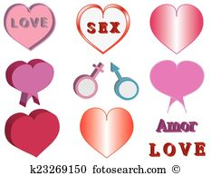 Amatory Clip Art Illustrations. 17 amatory clipart EPS vector.