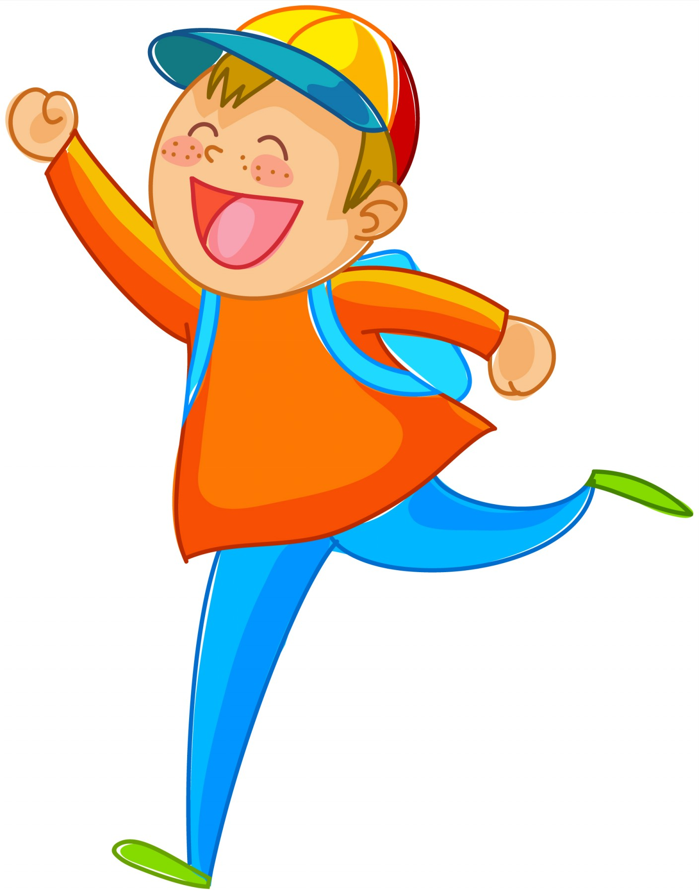 Free Funny Cartoon Pictures For Children, Download Free Clip.