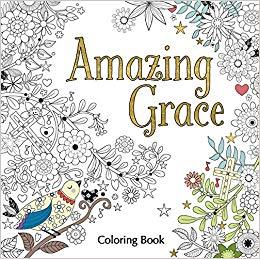 Amazon.com: Amazing Grace Adult Coloring Book (Coloring.