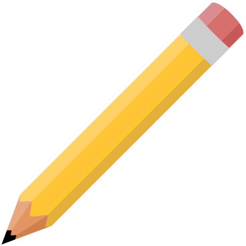 Pencil Transparent PNG Clipart Free Download.