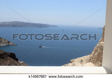 Picture of Amazing view Greece k14567667.