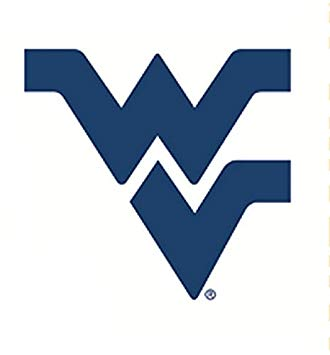 Amazon.com: 5 Inch WV Logo Decal WVU West Virginia.