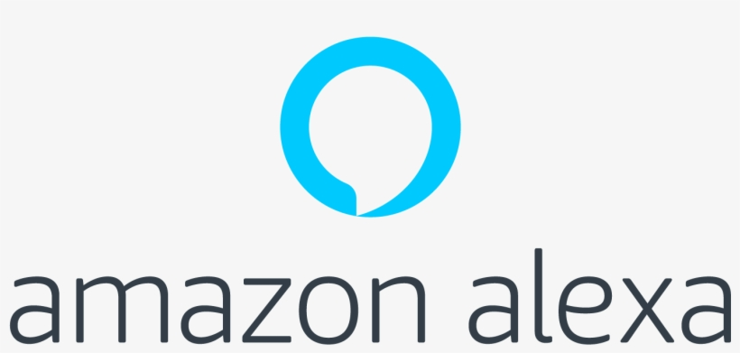 Echo Amazon Alexa Logo.
