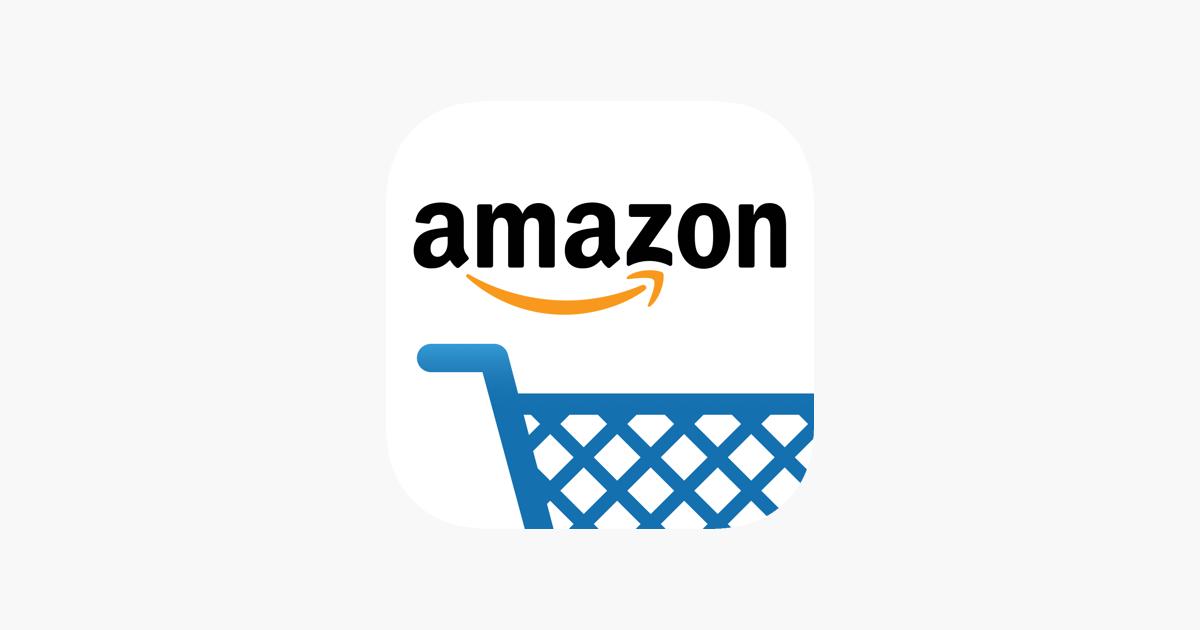 Amazon on the App Store.