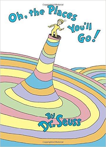 Oh, The Places You'll Go! (Classic Seuss): Amazon.de: Dr. Seuss.