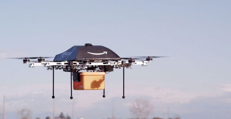 Why Amazon Drone Delivery Is Growing Trickier.