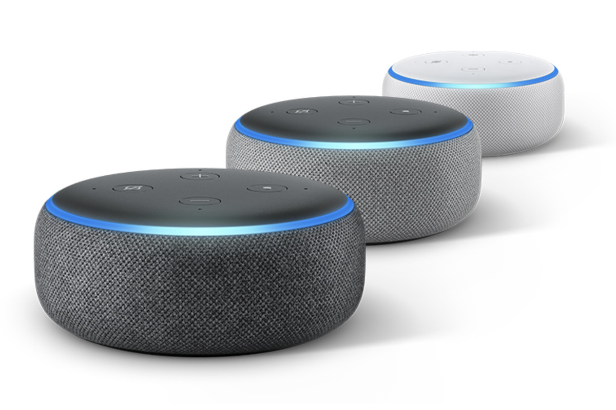 Amazon is selling a bundle of three Echo Dot speakers for just $70.