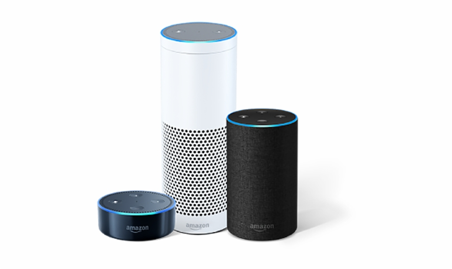 Amazon Echo Png, Transparent Png Download For Free #607491.