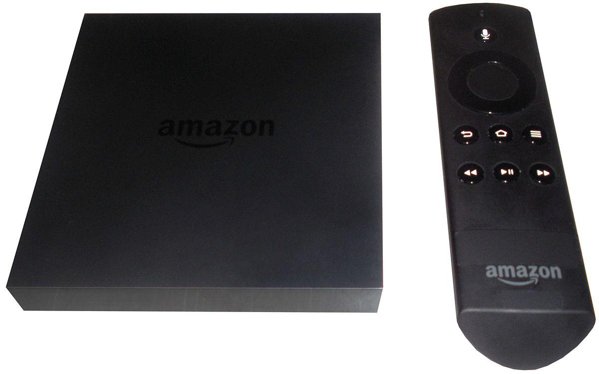 Amazon Fire TV.