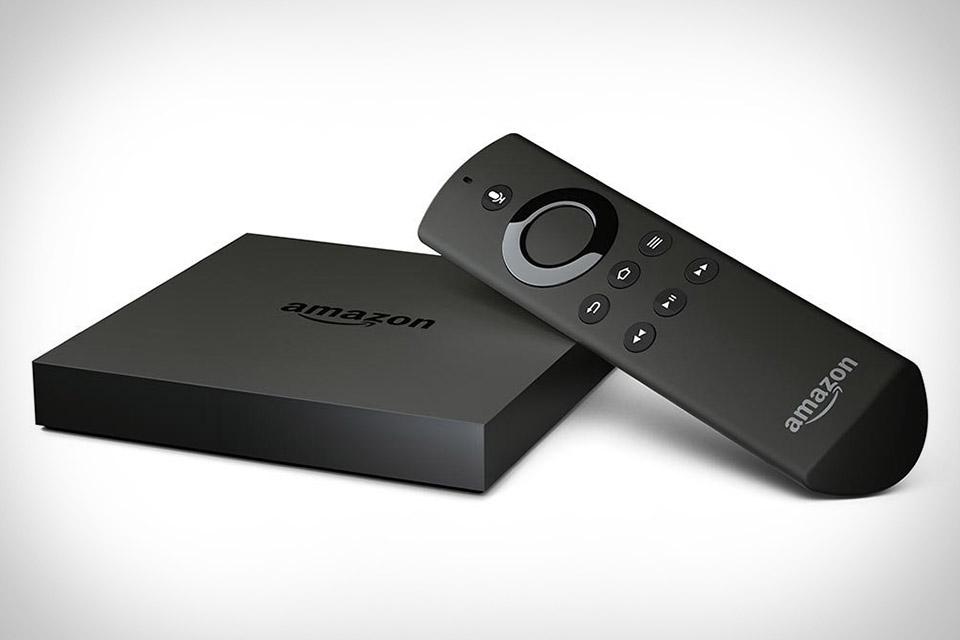 Amazon Fire TV 4K.