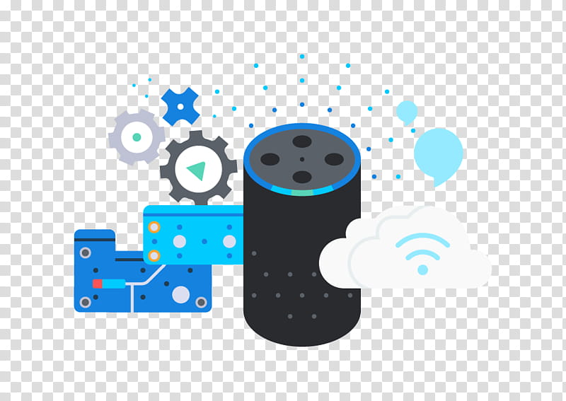 Amazon Logo, Amazon Alexa, Firetv, Amazon Echo nd Generation.