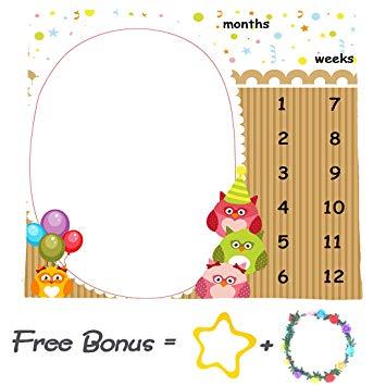 Free Bonus Wreath and Stars Marker.