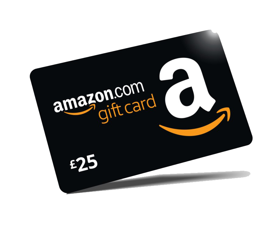 Amazon Gift Card PNG Clipart.