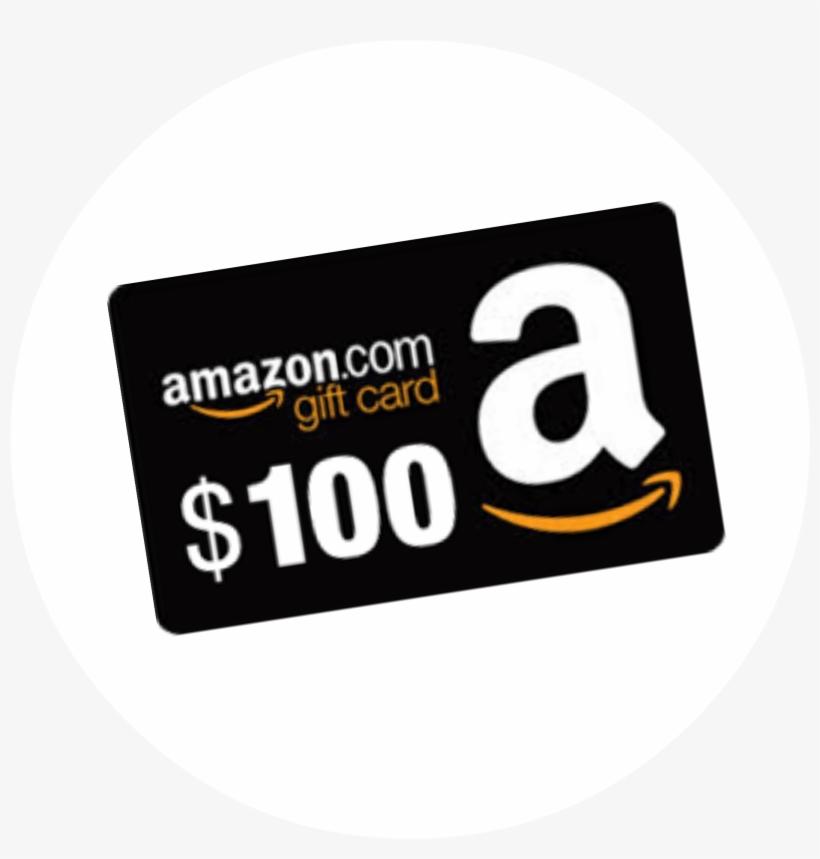Amazon Gift Card 100 Dollars.