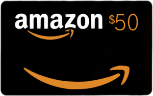 Details about $50 NEW AMAZON Gift Card Ships FREAKY FAST! Guaranteed by  Paypal w/ NO Worries.