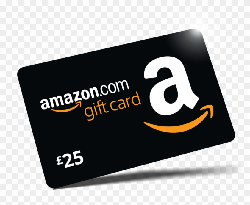 Amazon Gift Card Png, Transparent Png.
