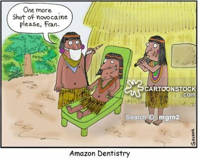 Indigenous Tribe Cartoons and Comics.