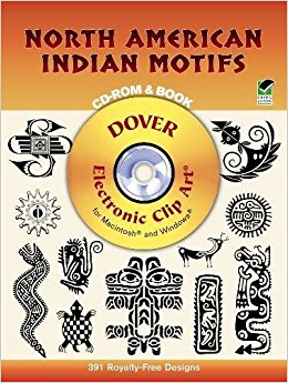 North American Indian Motifs CD.