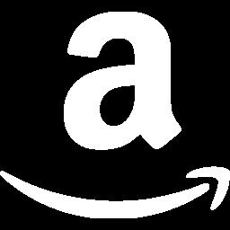 Amazon logo white png 4 » PNG Image.