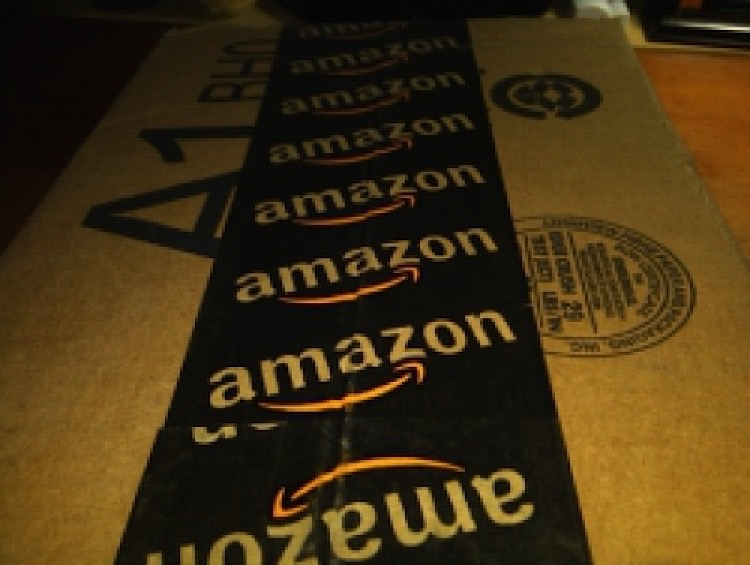 On The Mark: Amazon\'s New Tamper Evident Carton Sealing Tape.