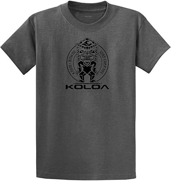 Koloa Surf Tiki Logo Cotton T.