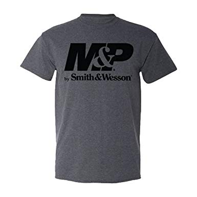 M&P by Smith & Wesson Men\'s Logo T.