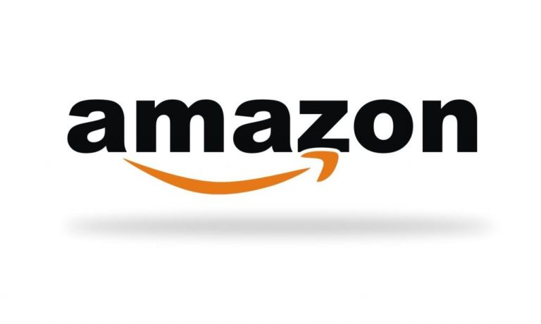 Download Free png Amazon Logo Vector PNG Downlo.
