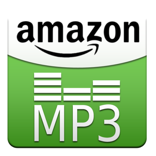 Android Amazon MP3 Icon, PNG ClipArt Image.