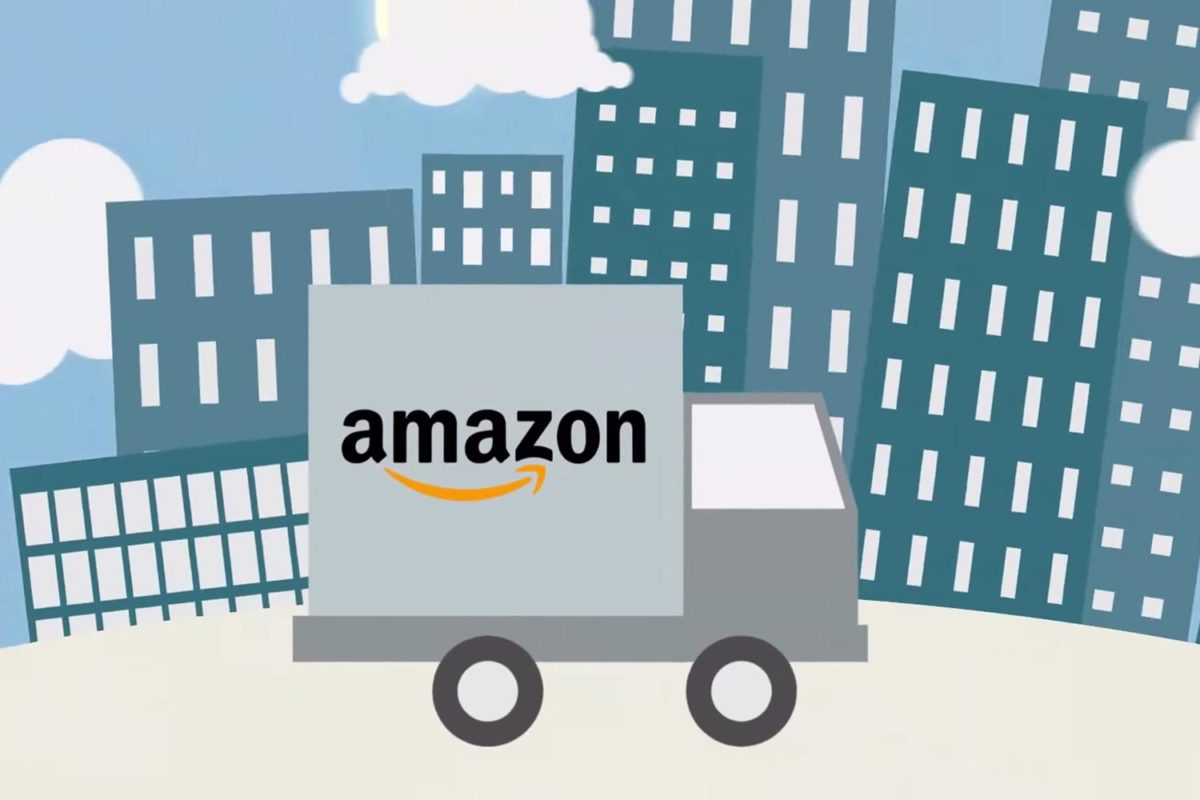 Amazon to Start Delivery Service.