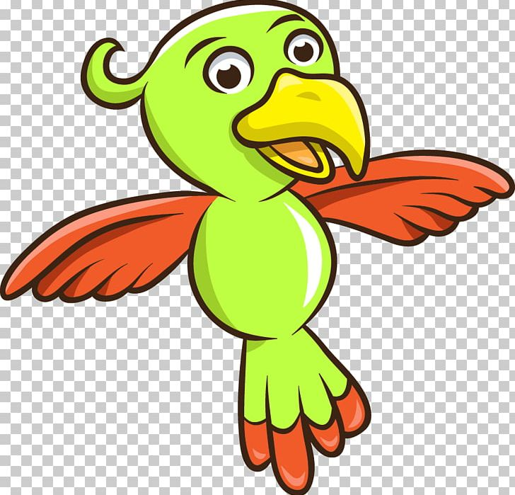 Duck Amazon Parrot Bird PNG, Clipart, Animals, Artwork.