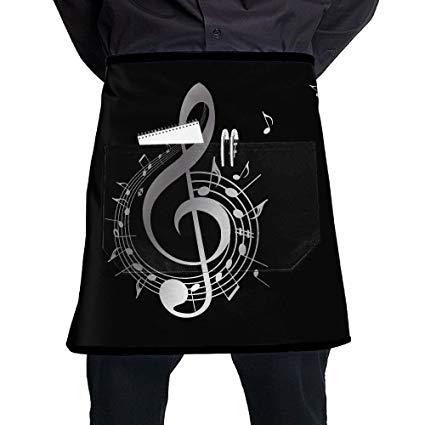 Amazon.com: Music Notes Clipart Men And Women Kitchen 3D.