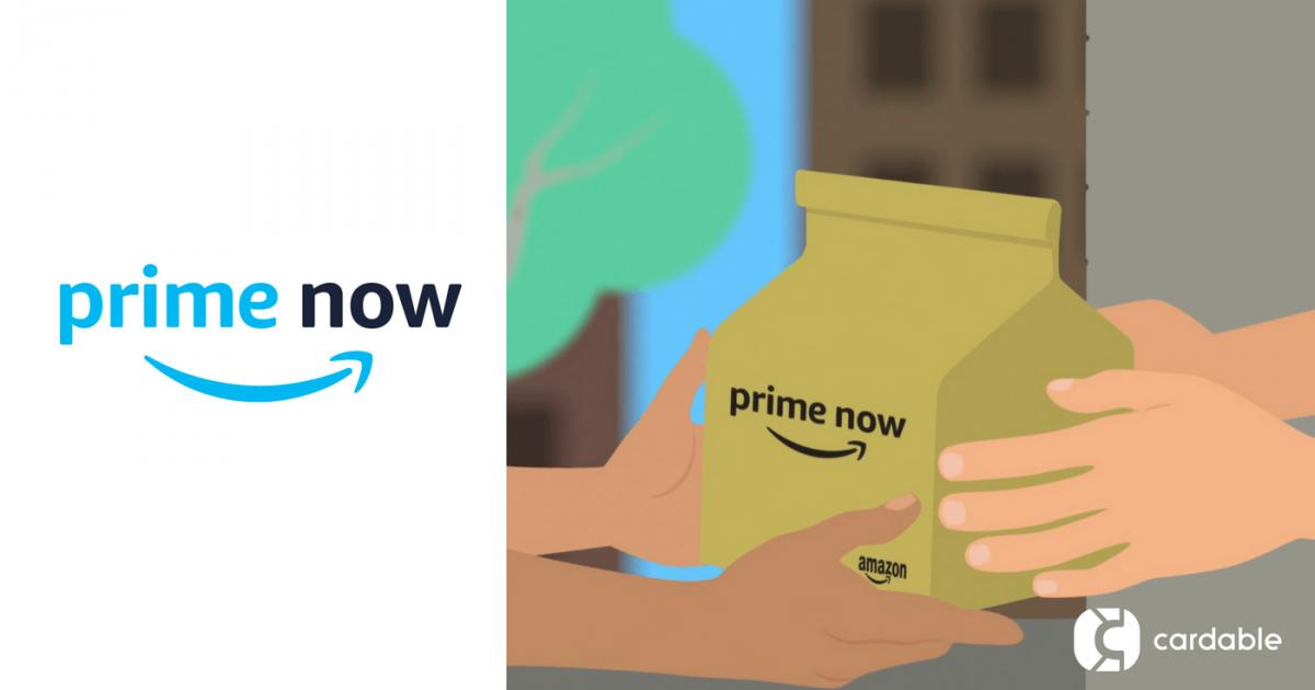 Amazon Prime Now Singapore Promo Code (August 2019).