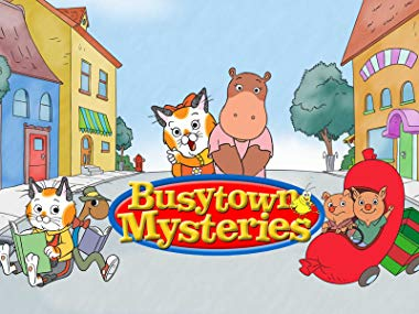 Amazon.com: Watch Busytown Mysteries.