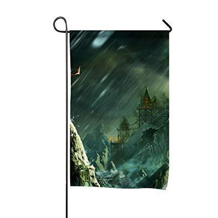 Amazon.com : Degrema Stormy Ship Clip Art Welcome Garden.