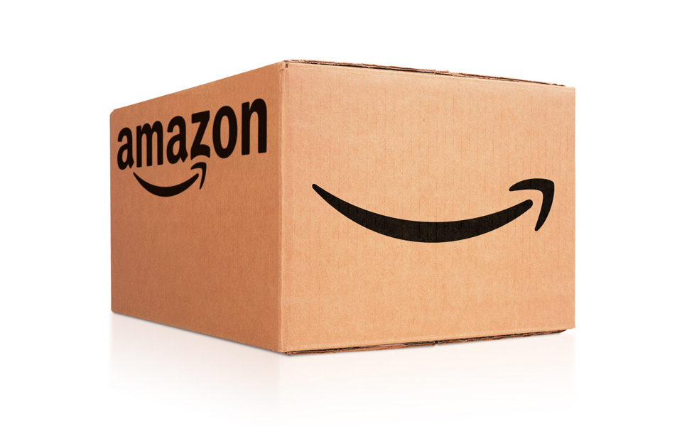 Amazon Prime Box Clipart.