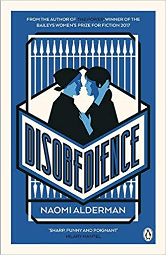 Disobedience: From the author of The Power, winner of the.