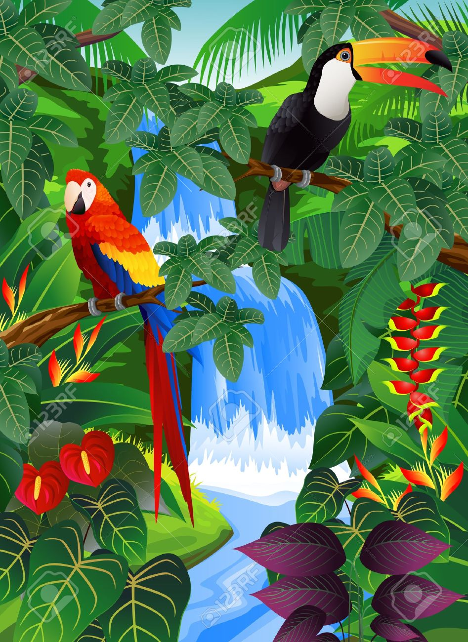 Amazonas river clipart #15