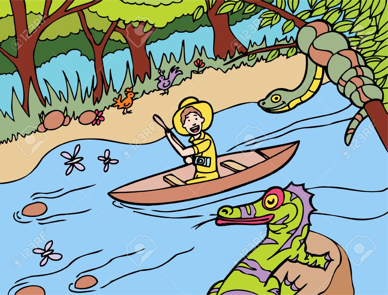 Amazonia clipart #4