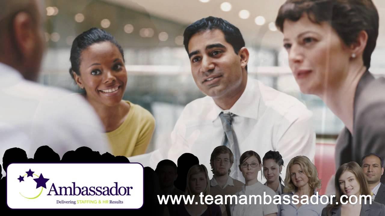Ambassador Personnel.