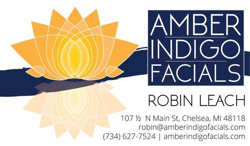 Amber Indigo.