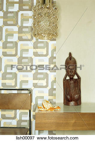 Picture of table corner, Design, wooden figure, wallpaper.